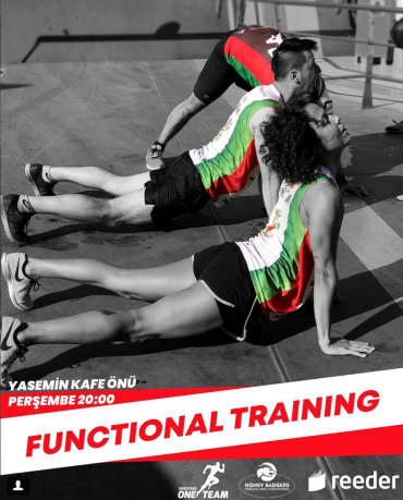 PERŞEMBE FUNCTIONAL TRAINING